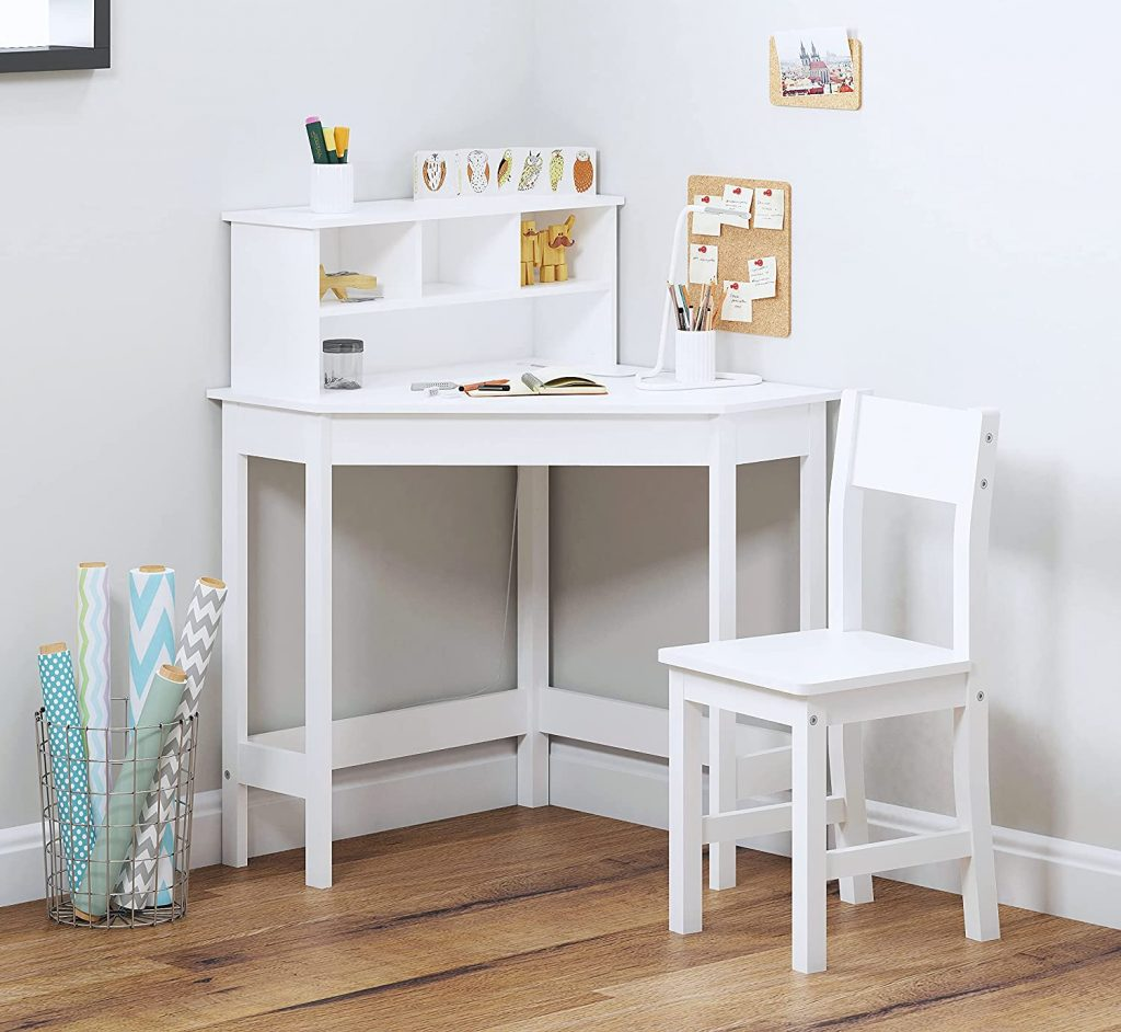 UTEX Kids Study Desk with Chair