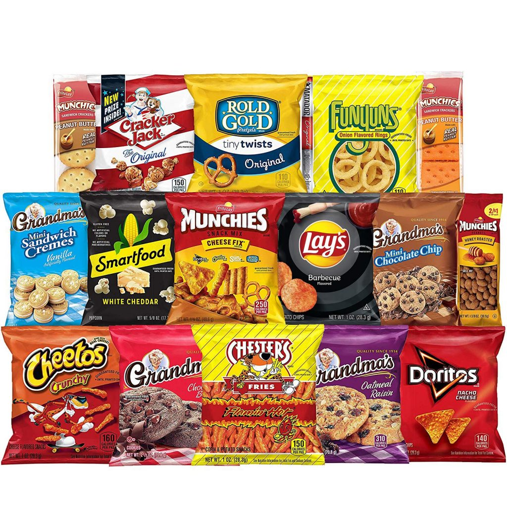 Ultimate Snack Care Package by Frito-Lay