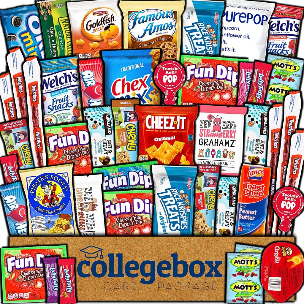 Ultimate Variety Gift Box Pack by CollegeBox