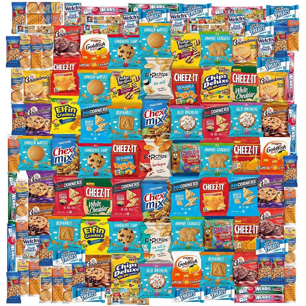 Variety Snacks Gift Box by Snack Chest