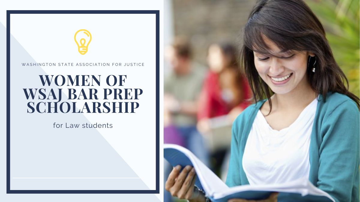 Women of WSAJ Bar Prep Scholarship