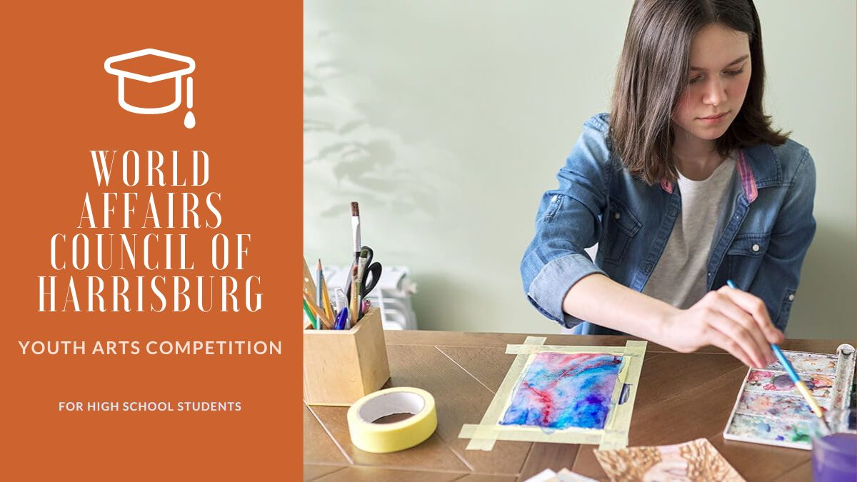 Youth Arts Competition for High School Students