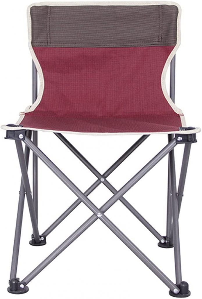 Yuxin Outdoor Leisure Portable Folding Chair with Oxford Cloth