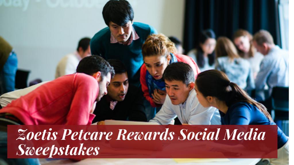 Zoetis Petcare Rewards Social Media Sweepstakes