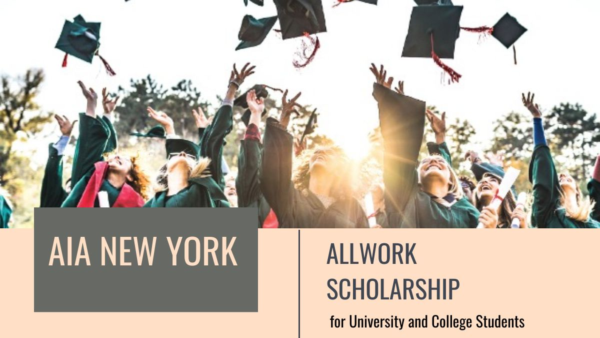 Allwork Scholarship for University and College Students