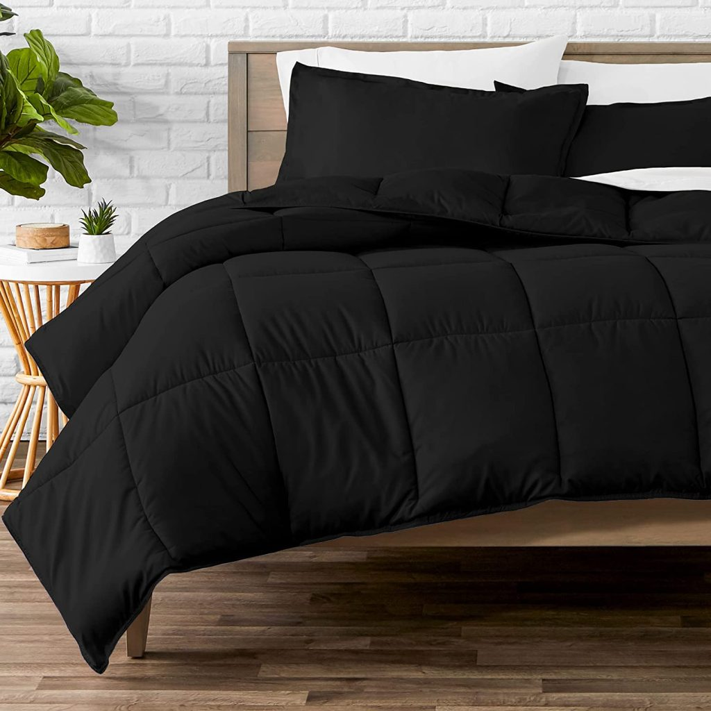 Bare Home Comforter Setwith Multiple Shades