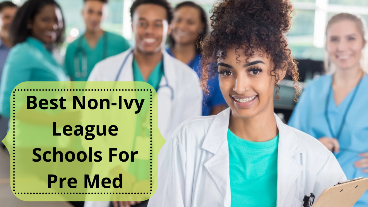 Best Non-Ivy League Schools For Pre Med