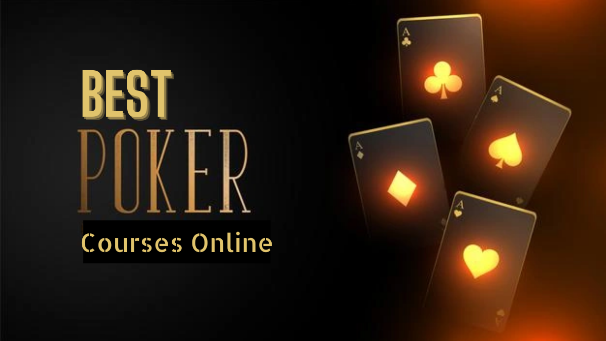 Best Poker Courses Online