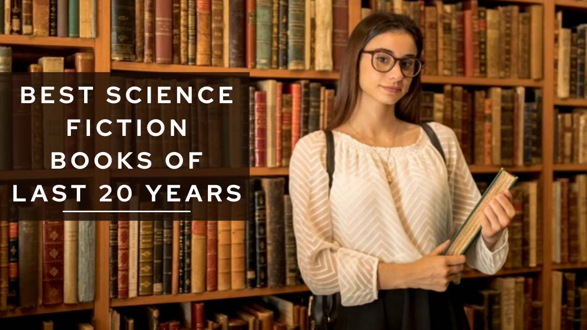 Best Science Fiction Books of Last 20 Years