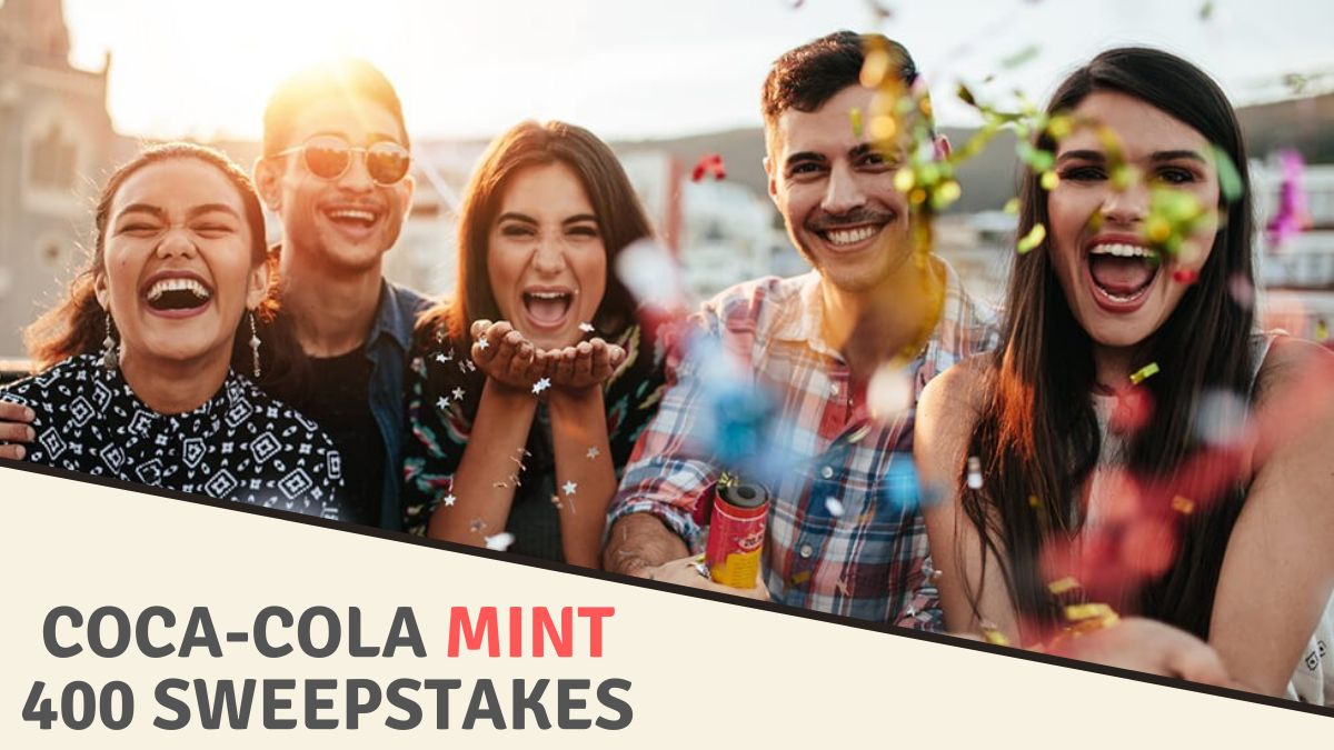 Coca-Cola Mint 400 Sweepstakes