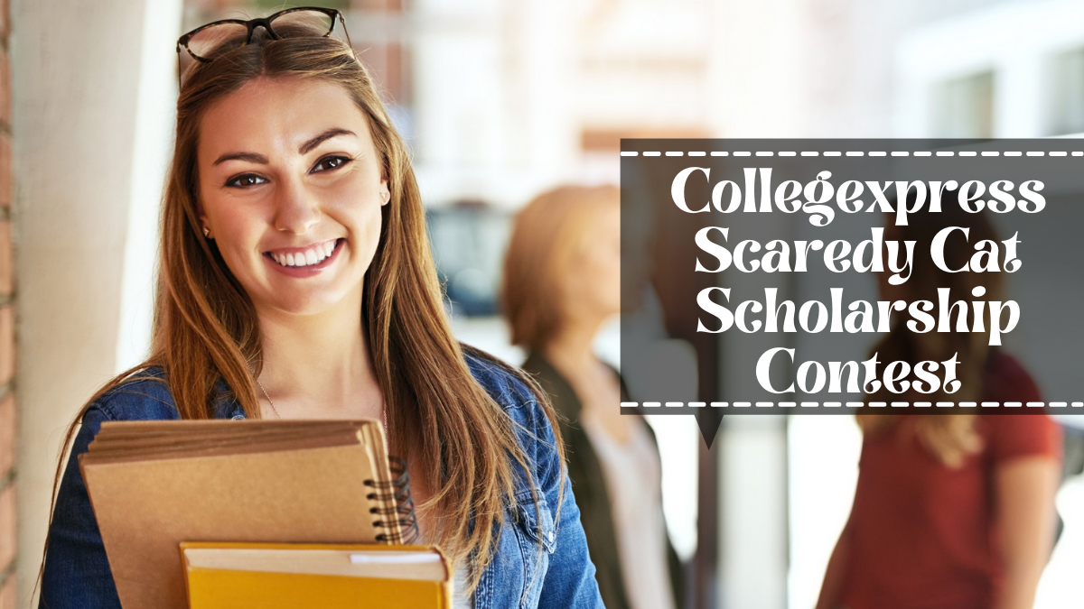 Collegexpress Scaredy Cat Scholarship Contest