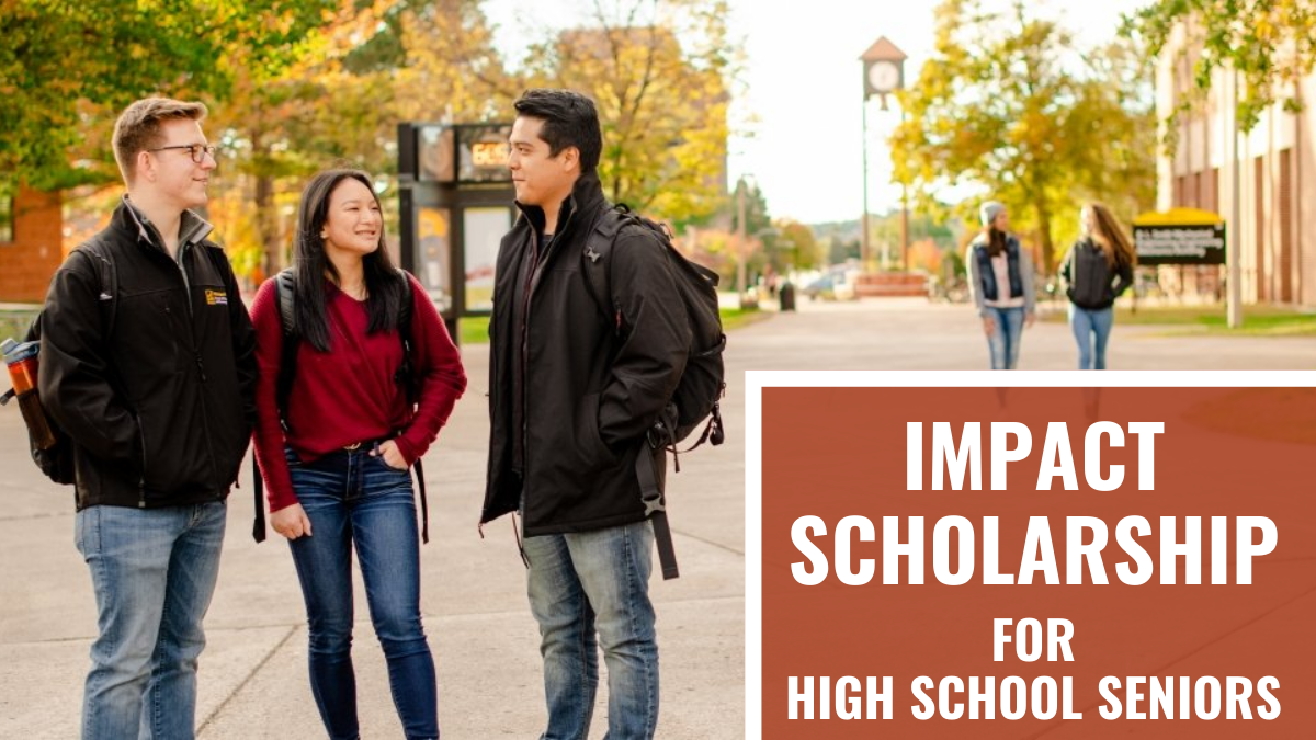 Impact Scholarship for High School Seniors