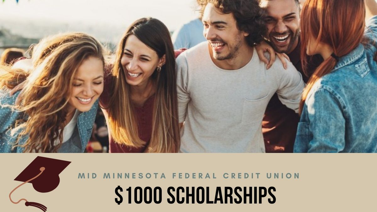 Mid Minnesota Federal Credit Union $1000 Scholarships