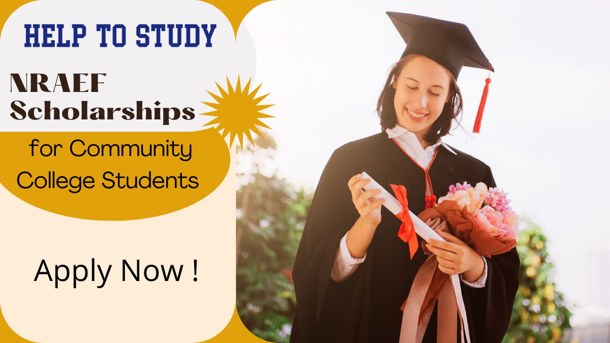 NRAEF Scholarships for Community College Students
