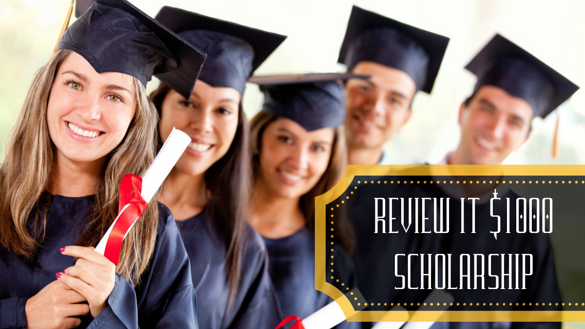Review it $1000 Scholarship
