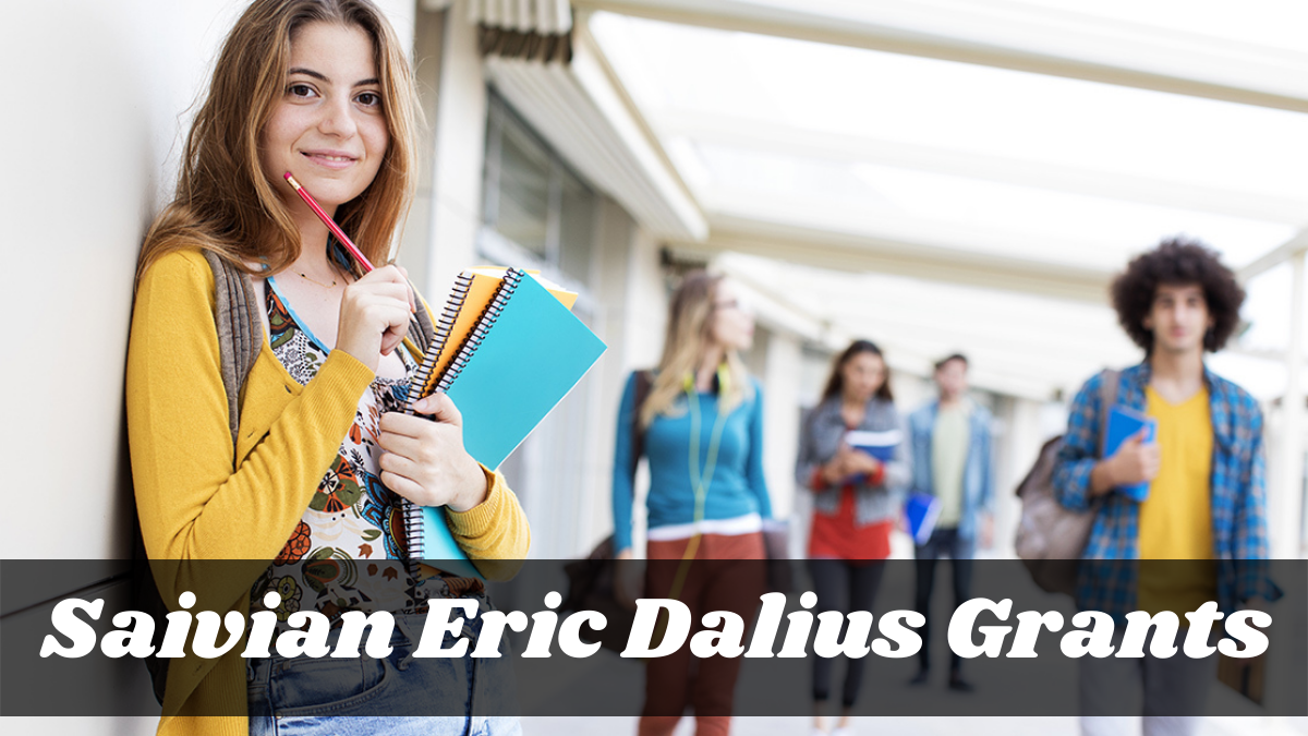 Saivian Eric Dalius Grants