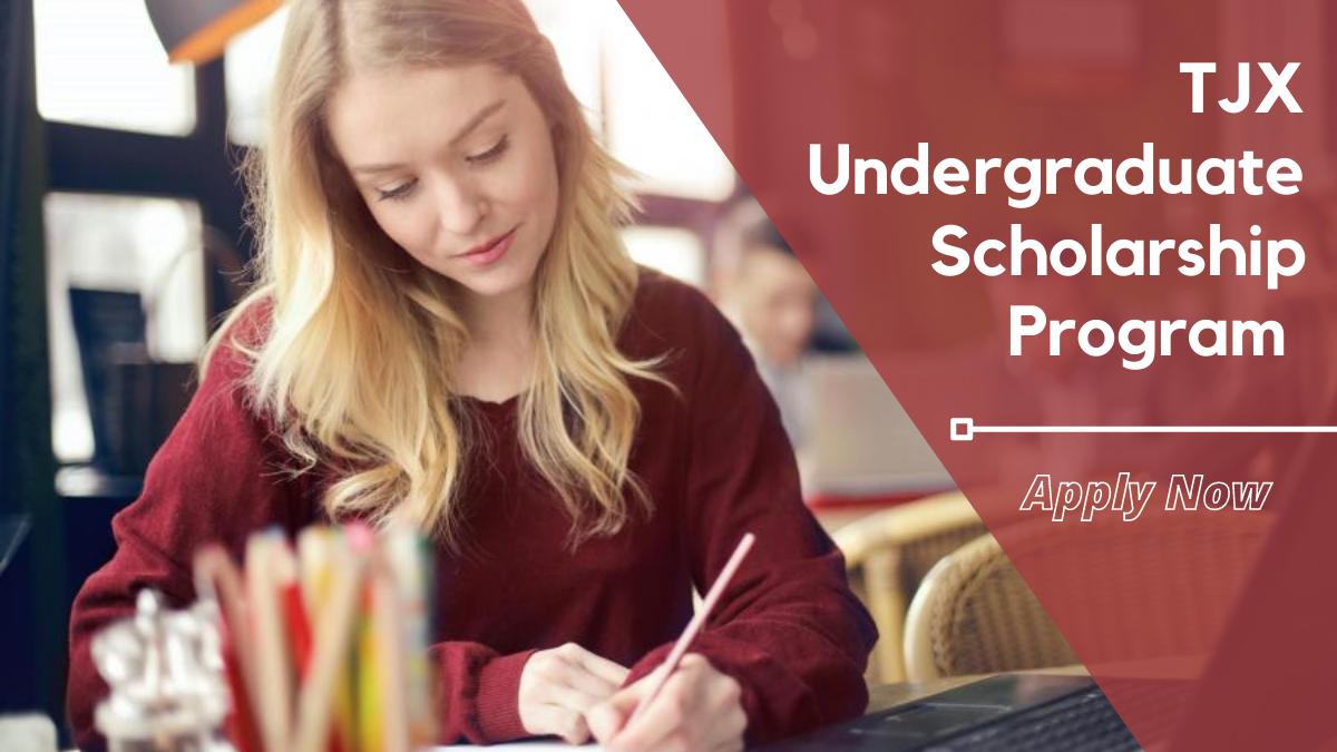 TJX Undergraduate Scholarship Program